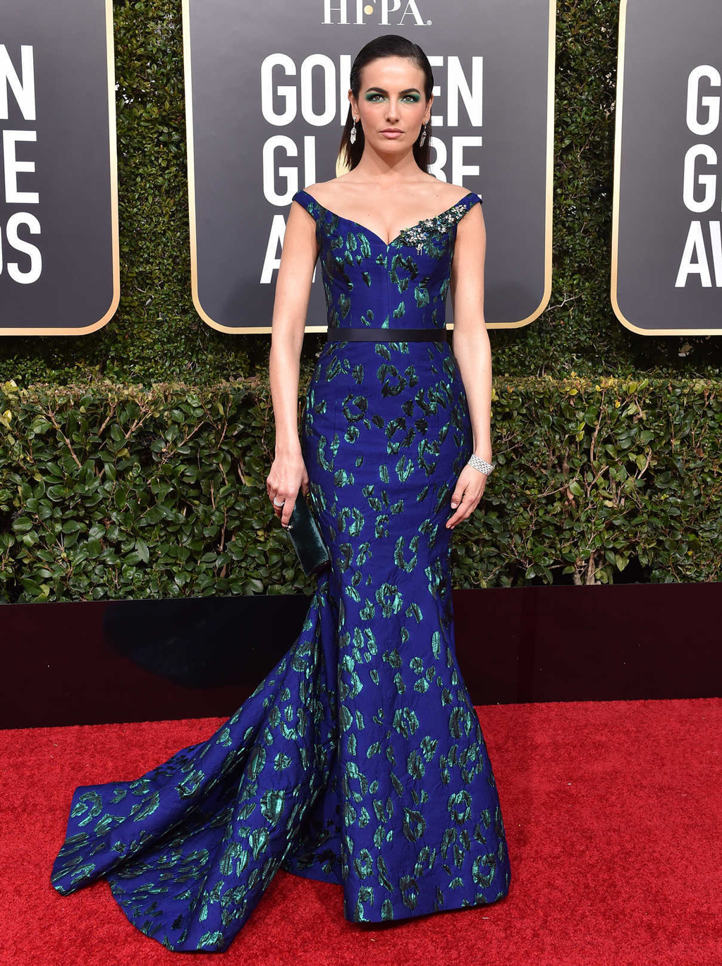 camilla belle golden globe